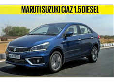 Watch: Maruti Suzuki's new Ciaz 1.5-litre diesel