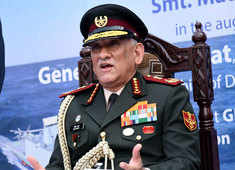 Got adequate forces to counter any threat, challenges on northern borders: CDS Bipin Rawat