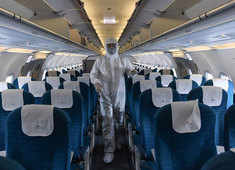 DGCA tells airlines to keep middle seat vacant as far as possible
