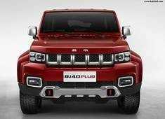 BAIC's BJ40 Plus looks eerily similar to SUVs offered by Mahindra & Mahindra, and Jeep
