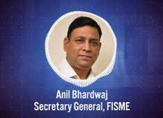 Income tax bonanza to revive demand for MSMEs: FISME's Anil Bhardwaj