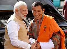 No talks on Doklam this time with Narendra Modi as we have no issues there now: Bhutan PM