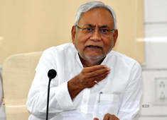 Bihar: Chirag Paswan speaks against me for publicity, says CM Nitish Kumar