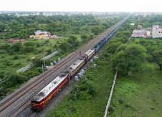 Indian Railways runs record 2.8-km-long 'Shesh Naag' freight train