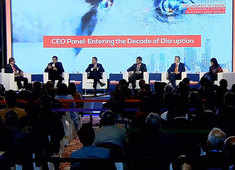 CEO Panel: Entering the Decade of Disruption |ET GBS 2020 |Full Session