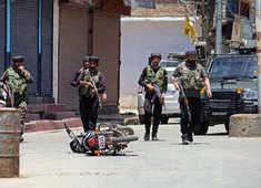 J&K: 4 including 2 civilians, 2 cops killed in Sopore terrorist attack