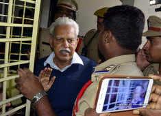 Bhima Koregaon Case: Bombay HC grants 6-month bail to Varavara Rao on medical grounds