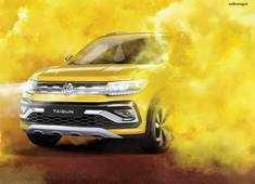 Volkswagen unveils its new SUV Taigun, to compete with Hyundai Creta and Kia Seltos