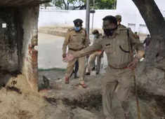 Kanpur encounter probe transferred to IG Lucknow