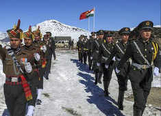 Indian, Chinese troops clash at Naku La of Sikkim; injuries reported on both sides