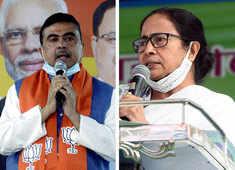 Bengal polls 2021: In open dare to Suvendu Adhikari, Mamata Banerjee announces to contest election from Nandigram
