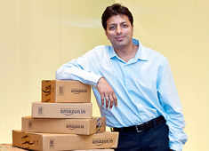 Focus is not to create an insular economy but on empowering great entrepreneurs: Amazon India's country head Amit Agarwal
