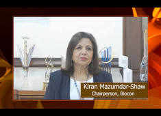 Kiran Mazumdar-Shaw on ET Awards for Corporate Excellence 2020