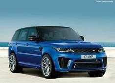 JLR India's new Range Rover Sport SVR costs Rs 2.19 crore but comes with a supercharged V8