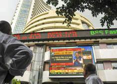 Sensex sheds 200 points, Nifty below 15,100; BoI gains 8%