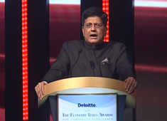 India an oasis that can lead world growth: Piyush Goyal at ET Awards 2019