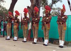 BSF resumes 'Beating Retreat' at India-Bangladesh border after more than 10 months