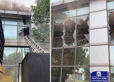 Fire at Safdarjung Airport's IT building, no casualties reported