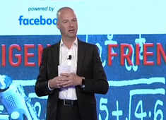 ETGBS 2019: Kitty Hawk CEO Sebastian Thrun talks 'Artificial Intelligence – Friend or Foe?'