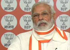 Seva Hi Sangathan: PM Modi lauds the relief work done by BJP workers asks to prepare digital booklets documenting relief works