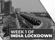 India lockdown week one wrap: Here's all you should know