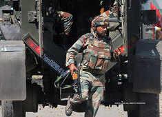 J-K: LeT module busted in Budgam, 5 terrorist associates arrested