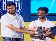 ET Startup Awards 2018: Skylark Drones is 'Best on Campus'