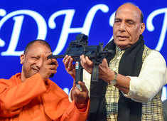 Defence Expo 2020: CM Yogi proves that UP is state of 'unlimited potential', says Rajnath Singh