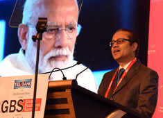 ETGBS 2019: Times Group MD Vineet Jain's welcome address for PM Modi