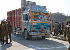 Jammu encounter: Three terrorists killed, cop injured