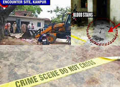 Kanpur encounter: Eight UP policemen shot dead in failed raid, 2 criminals killed later