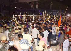 Ravidas temple demolition: Dalit protesters go on rampage in south Delhi