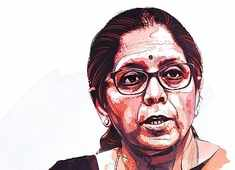 We just can't damn GST now: FM Nirmala Sitharaman