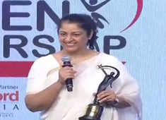 ETPWLA 2019: Safeena Husain of Educate Girls Foundation receives 'Beyond Business' award