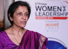 Need multi-pronged effort to get more women into leadership roles: Meena Ganesh of Portea Medical
