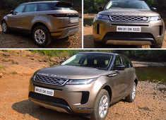Autocar show First Drive review: 2020 Range Rover Evoque