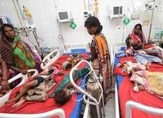 Bihar: Encephalitis death toll mounts to 100 in Muzaffarpur