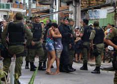Several reported killed in gun attack at bar in Brazil