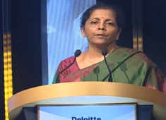 Govt has made several attempts to alleviate economic concerns: FM Sitharaman at ET Awards 2019