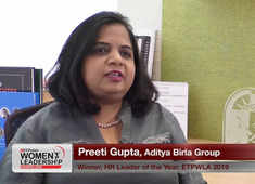 Preeti Gupta, Executive President HR, Aditya Birla Group, on what organizations can do better to promote women leadership?