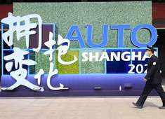 Volkswagen, Ford unveil SUVs at China auto show under virus controls