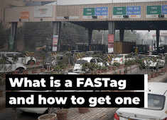 FASTags a must for all vehicles from Dec 15. Here's how to get one