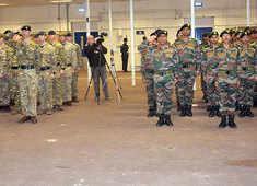 AJEYA WARRIOR-2020: Indo-UK joint military exercise begins at Salisbury Plain