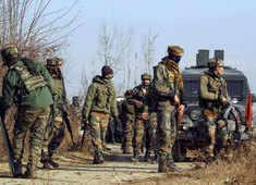 J-K: Four soldiers injured in terrorist attack in Kulgam