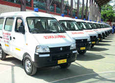 19,000 ambulance staff stop working in UP, demand pending salary for 2 months
