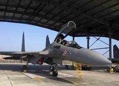 In a first, IAF participates in Exercise Desert Flag VI in UAE