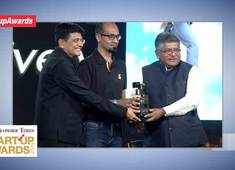 Delhivery named 'Startup of the Year' at ET Startup Awards 2019