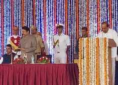 Maharashtra: Fadnavis expands cabinet, inducts ex-Congress leader Vikhe Patil