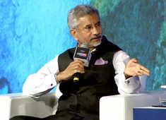 ET GBS 2020: EAM Jaishankar on US-Taliban peace deal, Pakistan