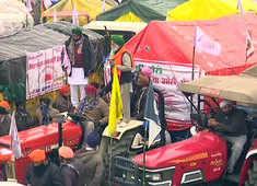 Punjab: Farmers assemble in Tarn Taran ahead of tractor rally on Republic Day
